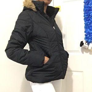 Jackets & Blazers - Black puffer coat
